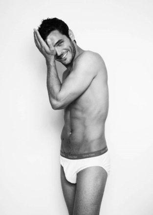 Jislain Duval Matthew Terry per Calvin Klein