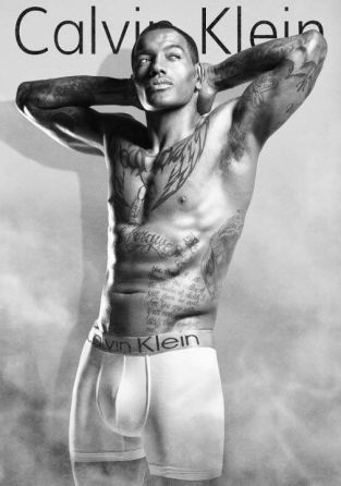 Karras Jordan Matthew Terry per Calvin Klein