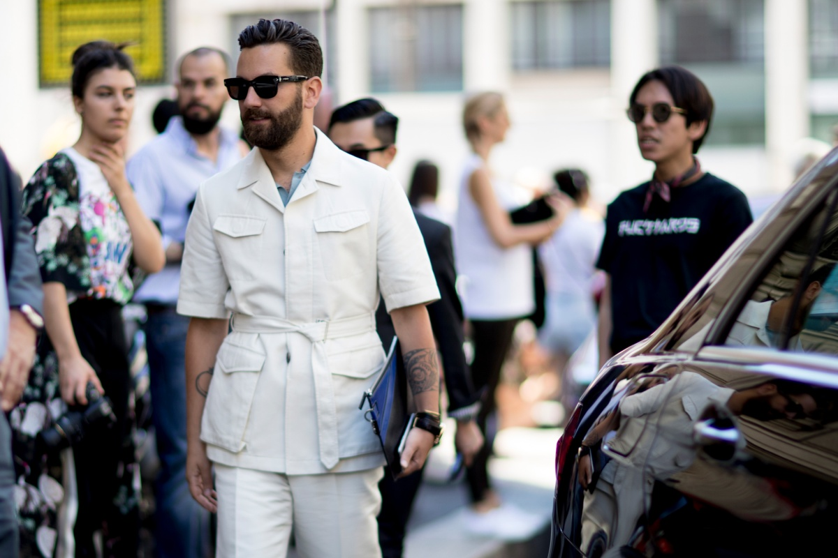 #ONTHESTREET | Milan Fashion Week June 2017