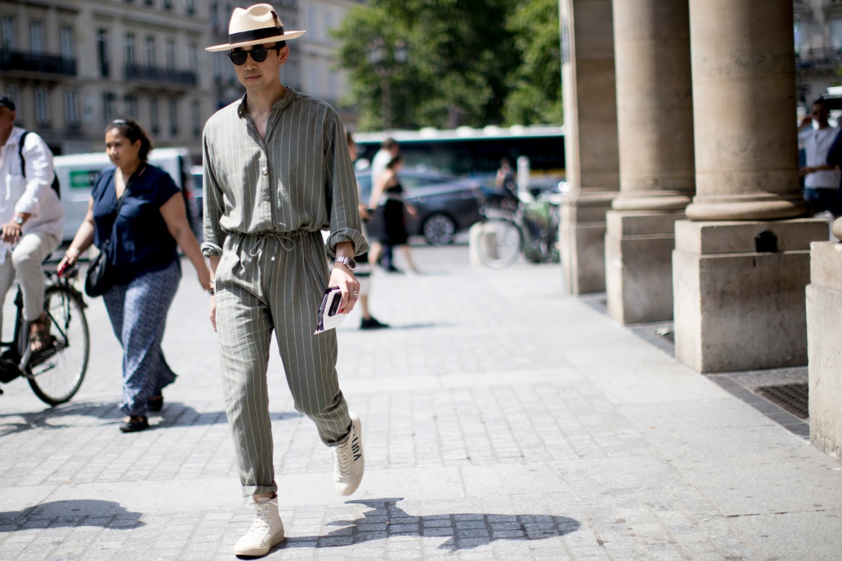 #ONTHESTREET | Paris Fashion Week June 2017