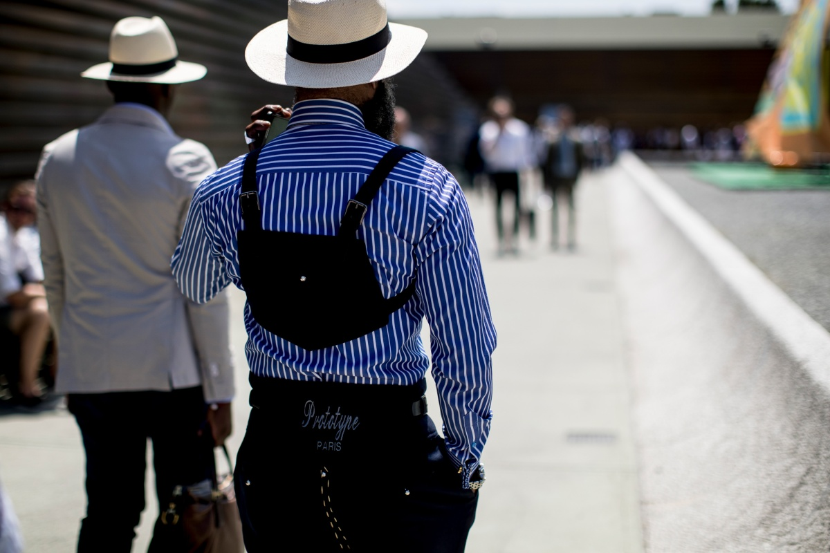ON THE STREET | Pitti 92