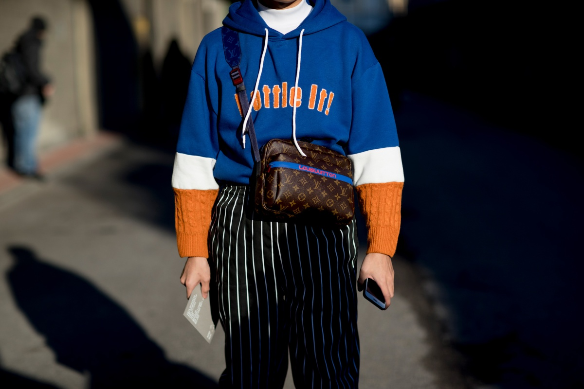 #ONTHESTREET | Milan Fashion Week January 2018