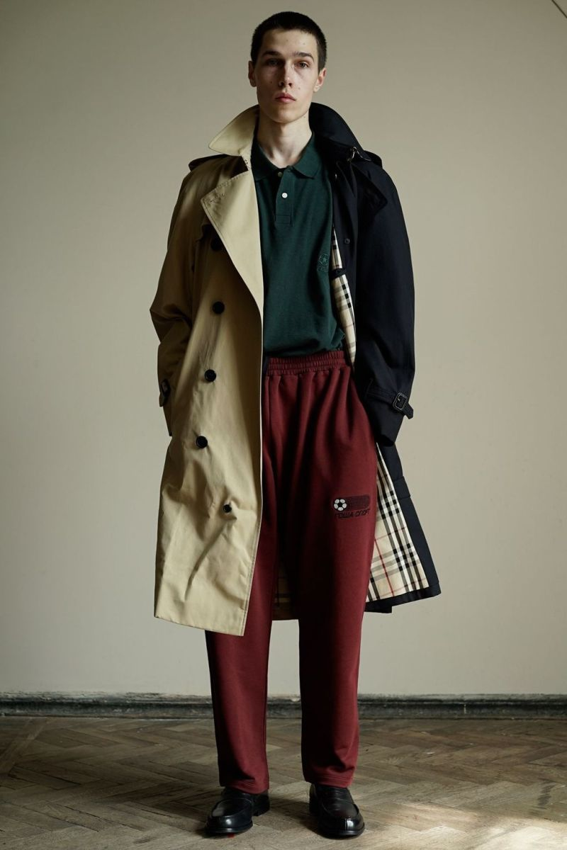OBJECT OF DESIRE | Burberry by Gosha Rubchinskiy trench coat