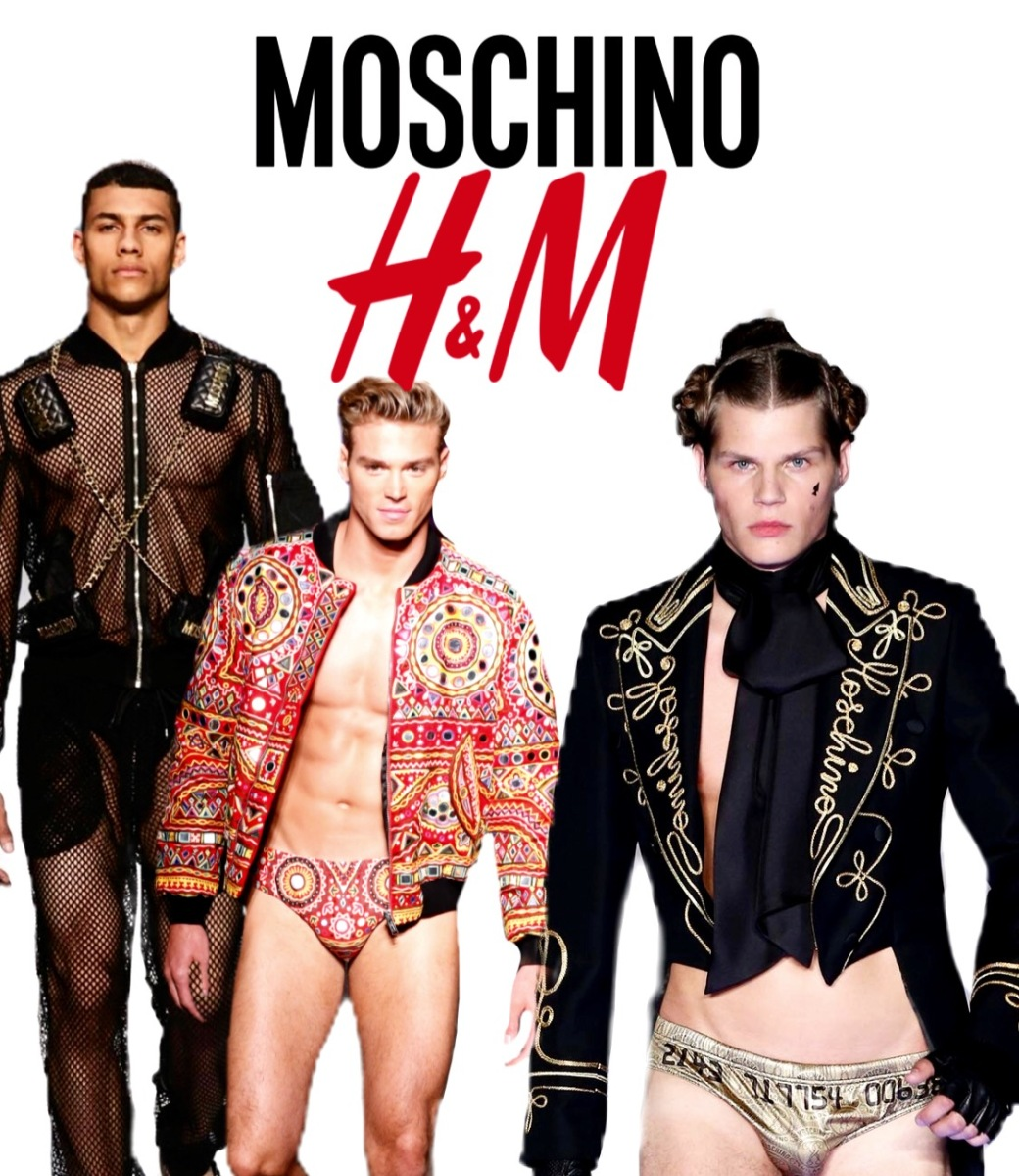 H&M announces the next design collab with Moschino