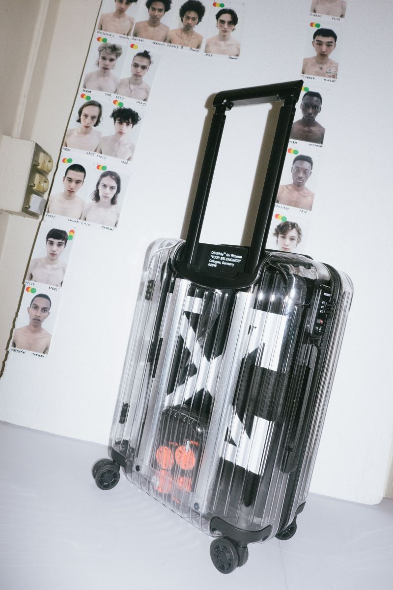 OFF-WHITE X RIMOWA – The backstage