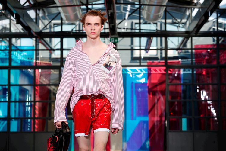 1542a845636 Men's Spring Summer 2019 fashion shows: the Trend Reportage ...